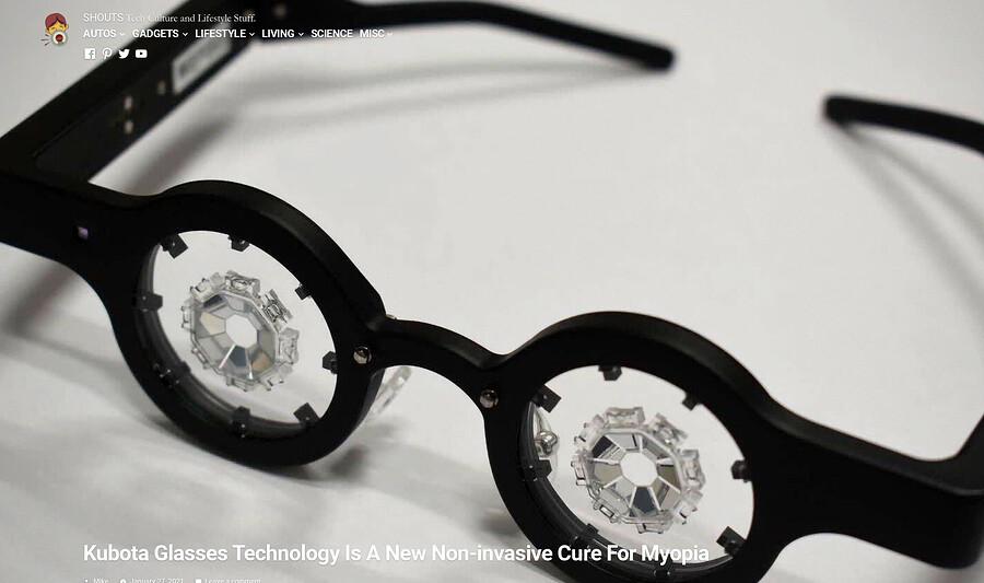 myopia LED defocus