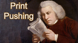 print pushing
