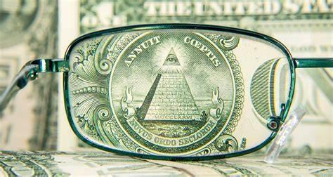 eyeball illuminati